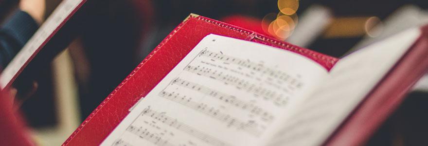 Analyser ses données de nature musicale
