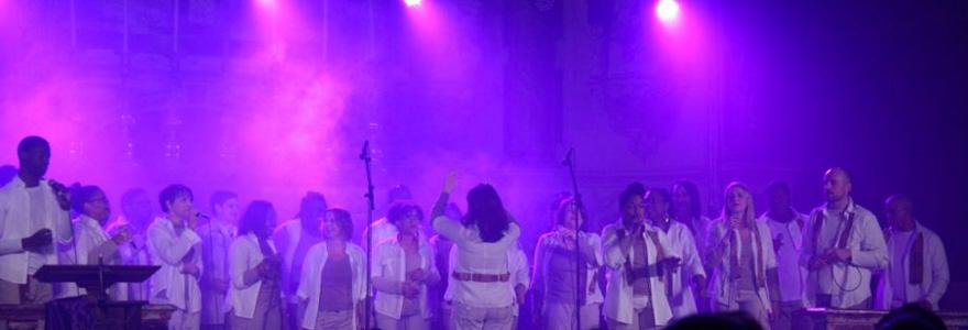 concerts de gospel